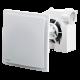 Вытяжные вентиляторы для одноканальной системы вентиляции Blauberg